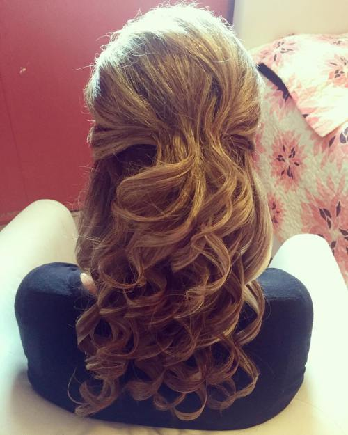 30 Gorgeous Mother of the Bride Hairstyles | Long Wedding Hair
