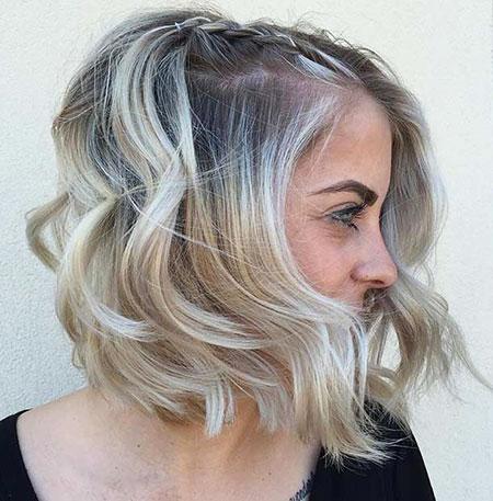 Blonde Balayage Hair Tones