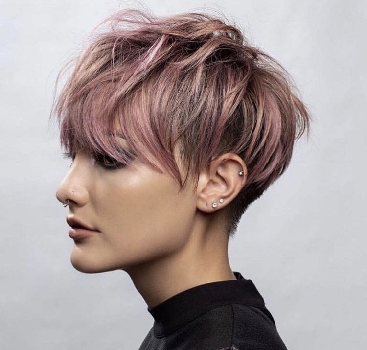"""20 Latest Short Hairstyles That Will Make You Say """"WOW ..."""